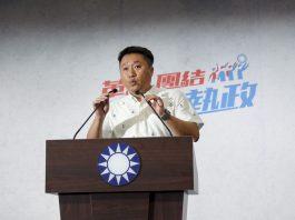 Lee Che-hua (李哲華), directeur du comité du développement organisationnel du KMT (Photo CNA)